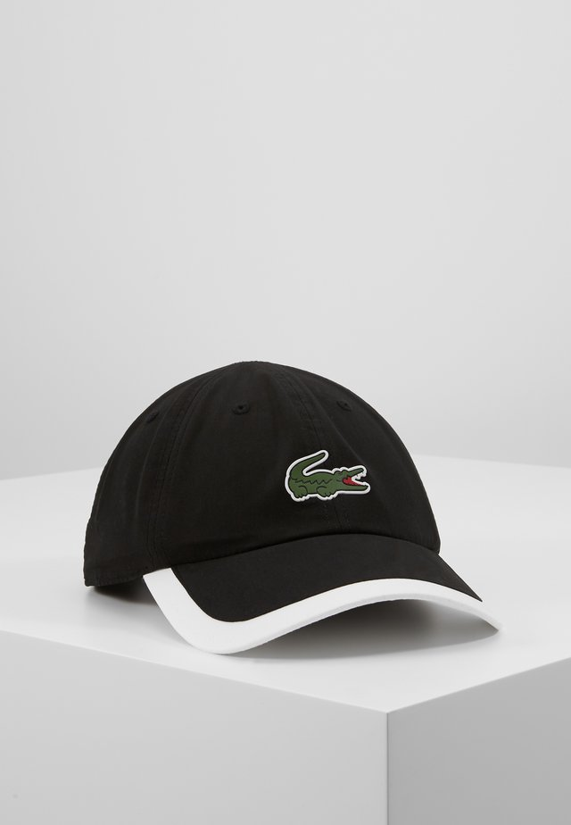 TENNIS CAP - Pet - black/white