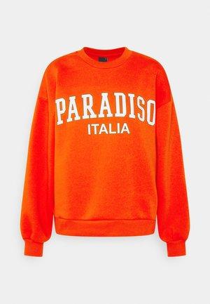 RILEY  - Sweatshirt - orange