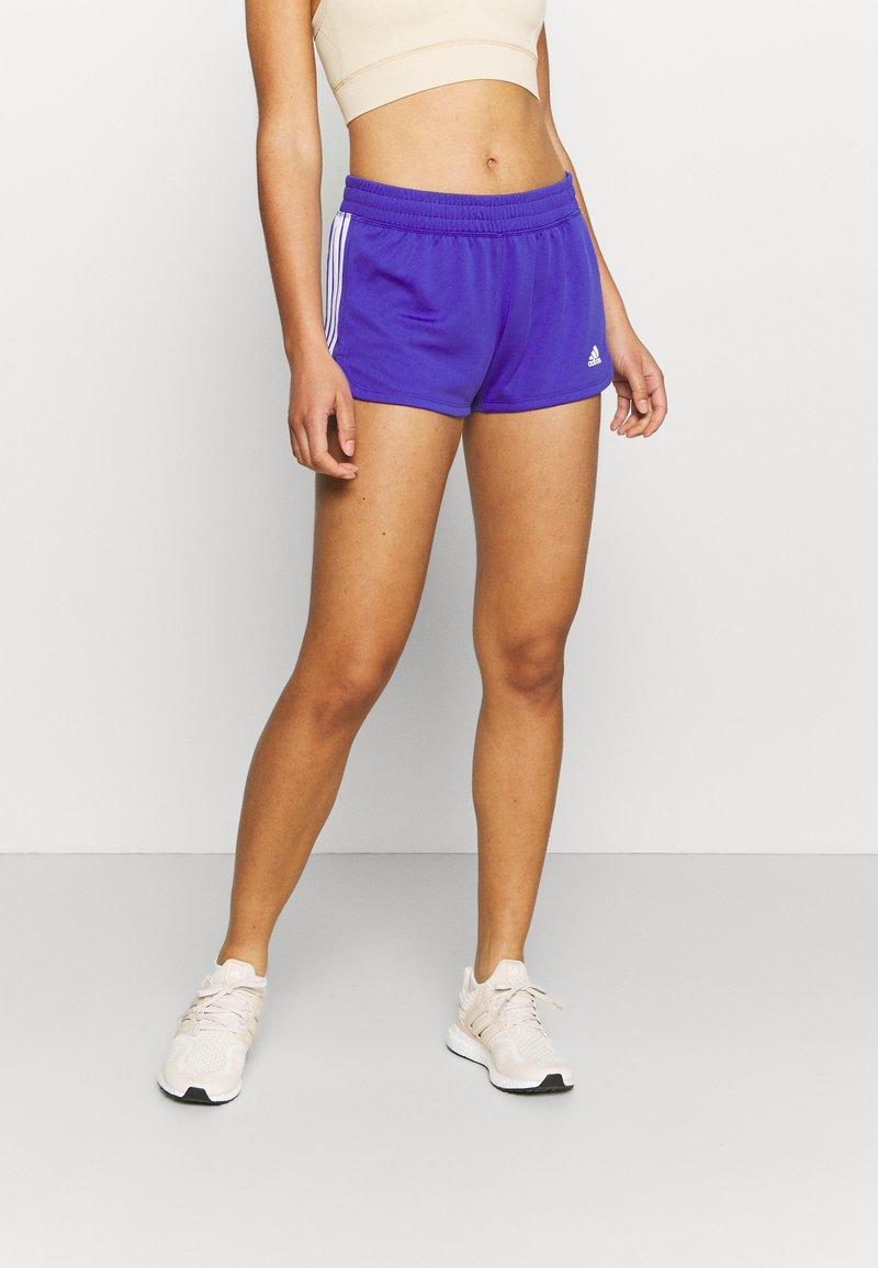 adidas Performance - SHORT - Pantalón corto de deporte - royal blue