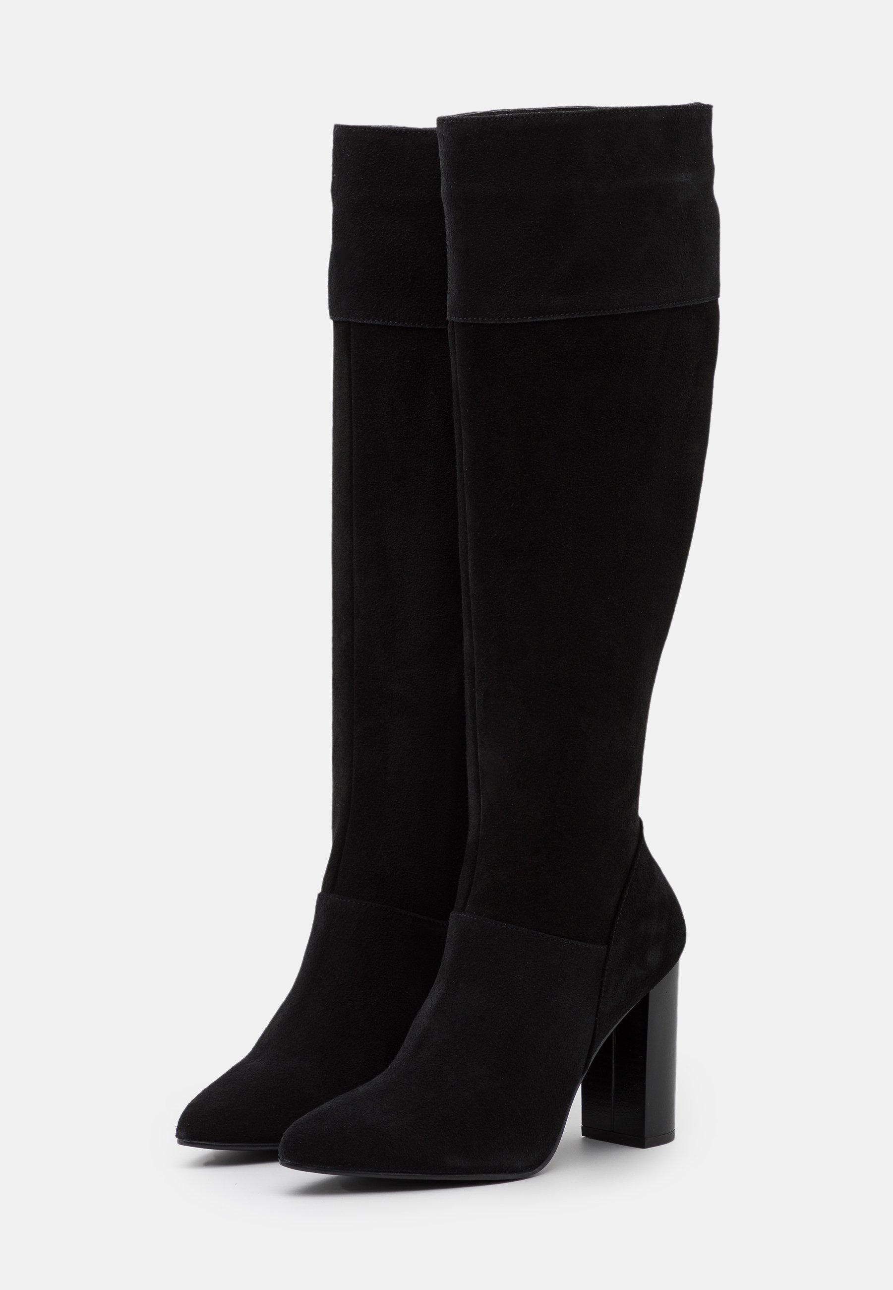 Anna Field High Heel Stiefel black/schwarz