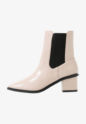 ETHAN - Classic ankle boots - nude