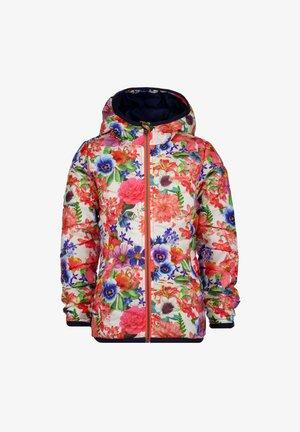 TANNYI - Winter coat - neon peach