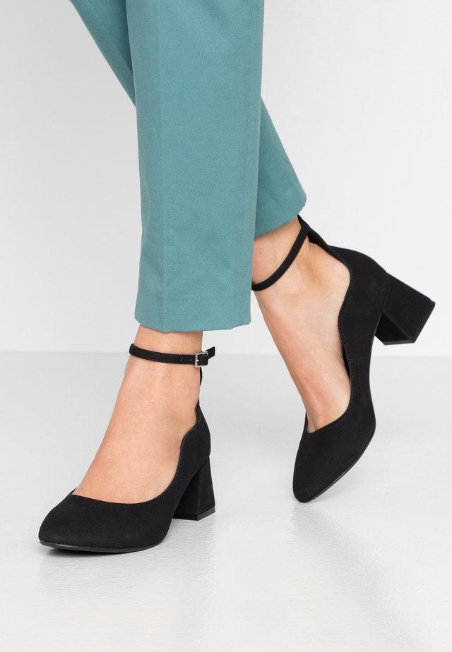 OLIVIA VEGAN  - Classic heels - black