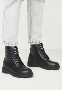 British Knights - Lace-up ankle boots - black - 0