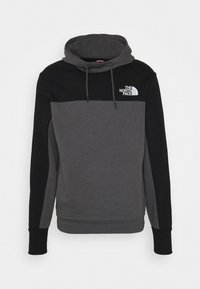 The North Face - HMLYN HOODIE - Mikina s kapucí - vanadis grey/black - 4