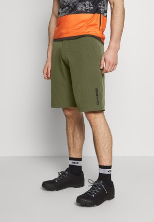 SYNCLINE SHORT - Sports shorts - dark olive