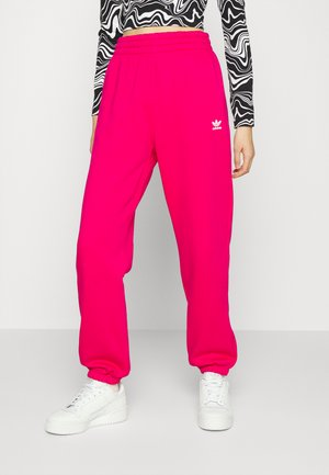 PANTS - Tracksuit bottoms - bold pink