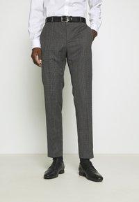 Calvin Klein Tailored - EXCLUSIVE MINIDOT SUIT - Suit - blue - 4