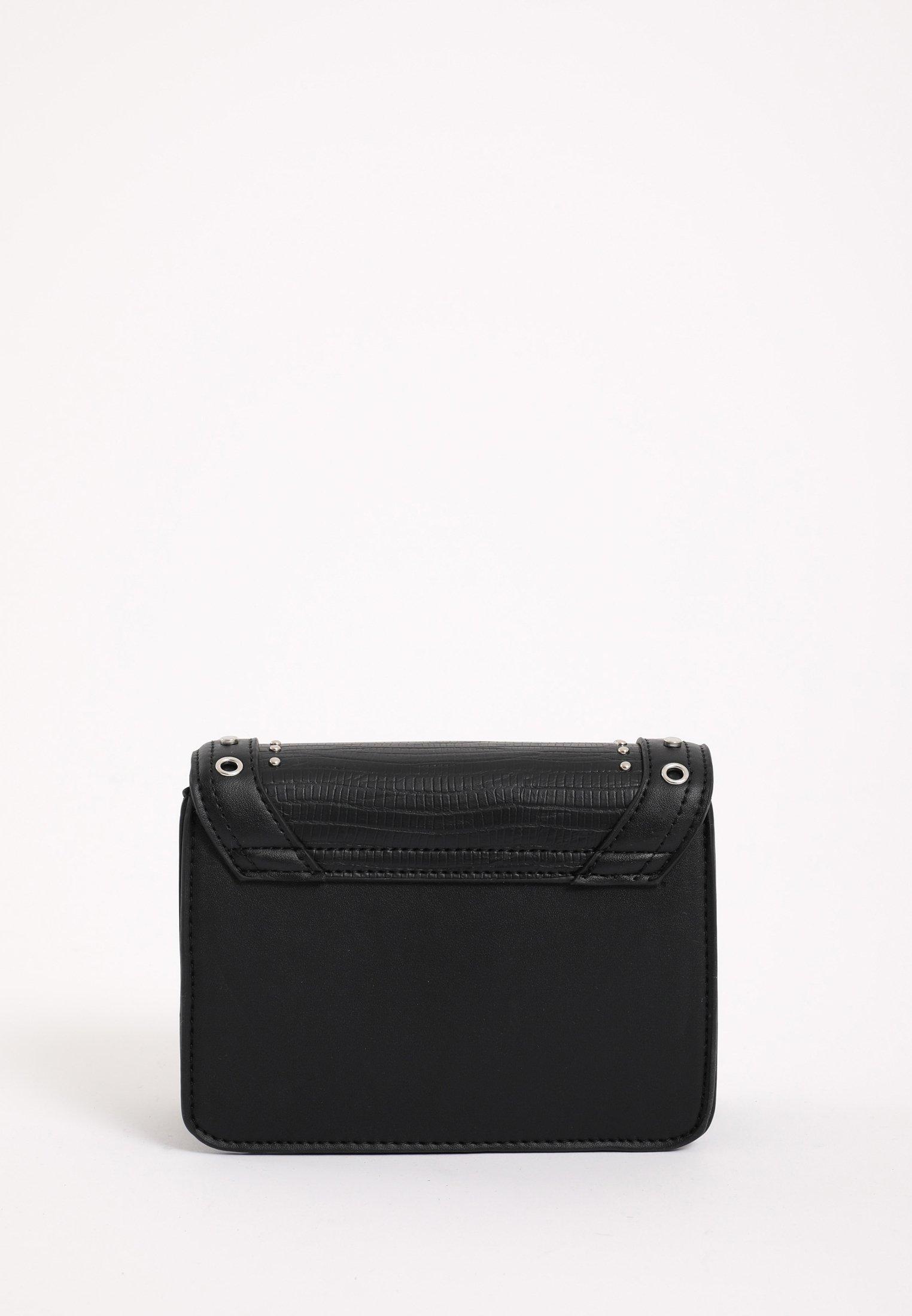 Pimkie Kleine Tasche Mit Nieten - Handtasche Schwarz