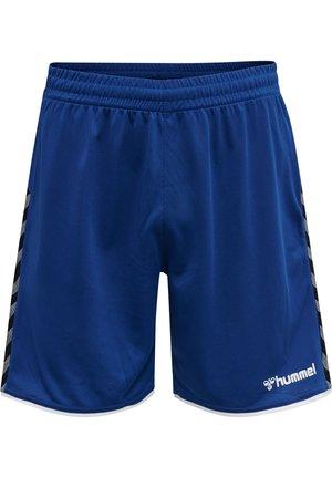 HMLAUTHENTIC  - Sports shorts - true blue