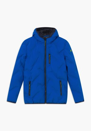 LYNGE QUILTED - Winter jacket - royal blue
