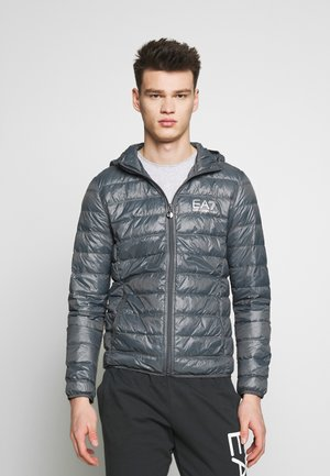 GIACCA  - Down jacket - iron gate