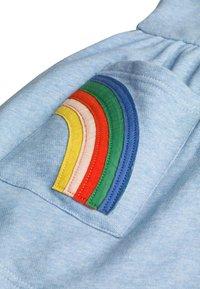 Boden - MIT TASCHEN-APPLIKATION - Jersey dress - eisblau - 2