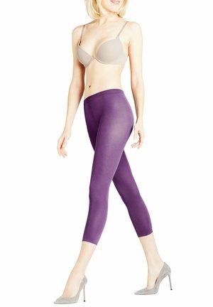 Leggings - Stockings - galaxy purple