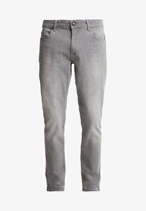TYMORE - Vaqueros tapered - grey