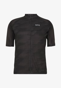 Gore Wear - GORE® C3 DESIGN TRIKOT - T-Shirt print - black - 4