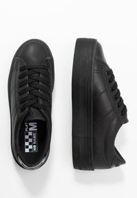 No Name - PLATO  - Trainers - black - 3