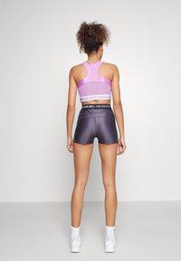 Nike Performance - Collant - dark raisin/black - 2