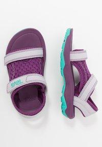 Teva - Walking sandals - gloxinia/iris - 0