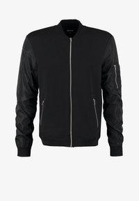 YOURTURN - Zip-up hoodie - black - 5