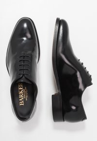 Barker - NELSON - Smart lace-ups - black - 1