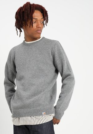 ALLEN - Jumper - grey heather