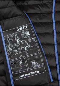 JOTT - CHA - Down jacket - black - 5