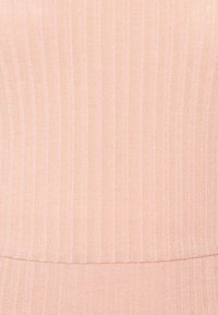 Miss Selfridge - TIE BACK KICKFLARE SET - Trousers - pink - 9