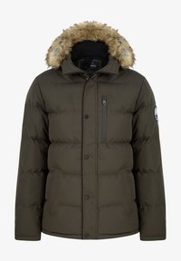 Threadbare - Winter jacket - khaki - 4