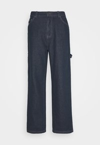 RINSE PANTS - Straight leg jeans - navy