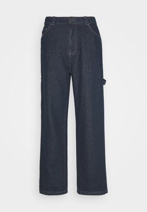 RINSE PANTS - Jean droit - navy