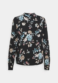 Vero Moda - VMNADS ROME - Blouse - black/billie - 7