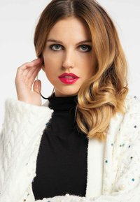 faina - Cardigan - wool white - 3