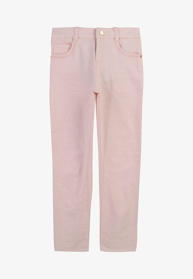 Jean slim - baby pink
