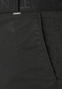 Calvin Klein - GARMENT - Shorts - black - 2
