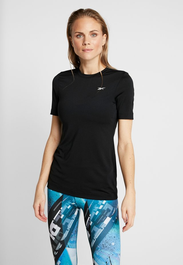 TEE - T-shirts basic - black