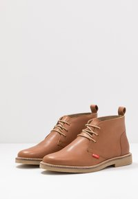 Kickers - TYL - Casual lace-ups - camel - 4