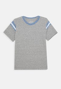 J.CREW - FOOTBALL TEE - Basic T-shirt - heather grey - 0