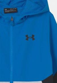 Under Armour - LEGACY - Training jacket - blue circuit - 2