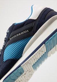 Scotch & Soda - VIVEX  - Tenisky - blue/multicolor - 5