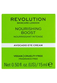 Revolution Skincare - NOURISHING BOOST AVOCADO EYE CREAM - Cura degli occhi - - - 2