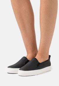 New Look - MIZZY - Trainers - black - 0