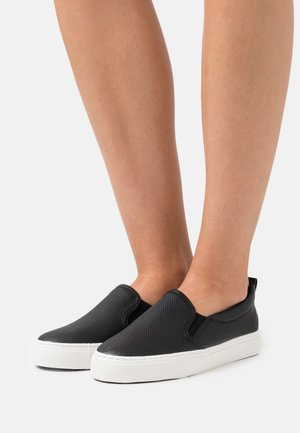 MIZZY - Sneakers basse - black