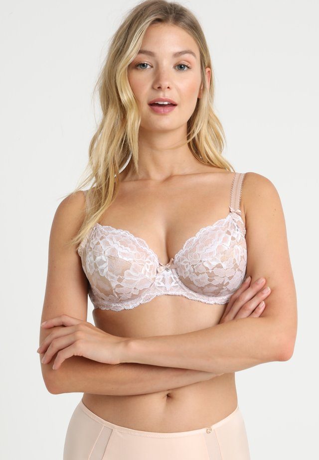MARIANNA - Underwired bra - latte