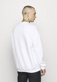 YOURTURN - UNISEX - Mikina - white - 2
