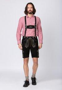 Stockerpoint - BEPPO - Shorts - black - 1