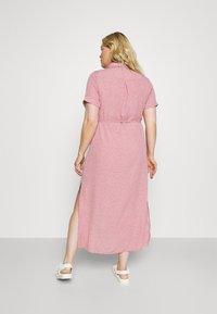 Glamorous Curve - DRESS - Shirt dress - rosa - 2
