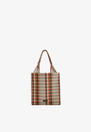 GEFLOCHTENE - Tote bag - multi-coloured