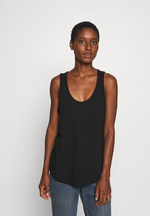 TANK - Top - true black