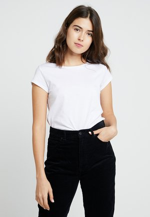 TEASY - Basic T-shirt - white